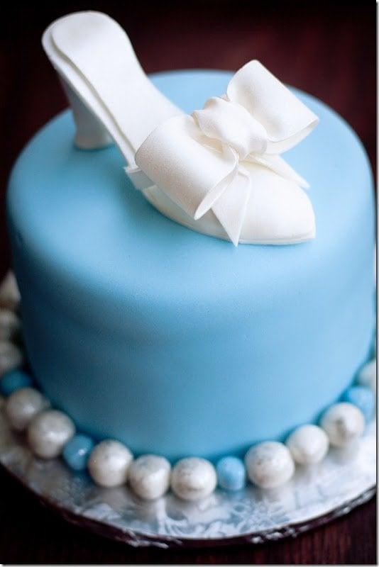 Cinderella Cake Amp Cupcakes Let The Baking Begin