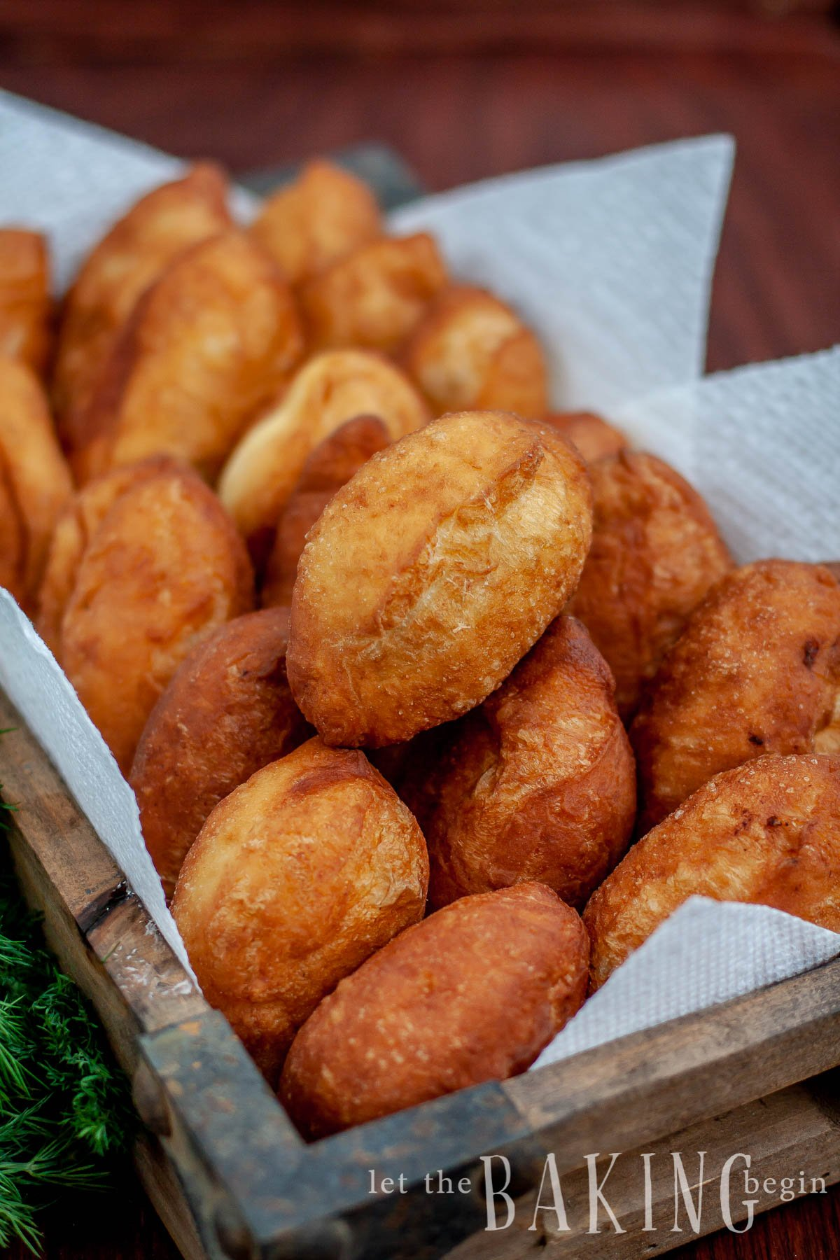 Meat Piroshki or Piroshky are little pockets of soft yeast dough, stuffed with juicy filling and then fried for the glorious perfection of a bite.