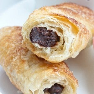 Puff Pastry Chocolate Sticks