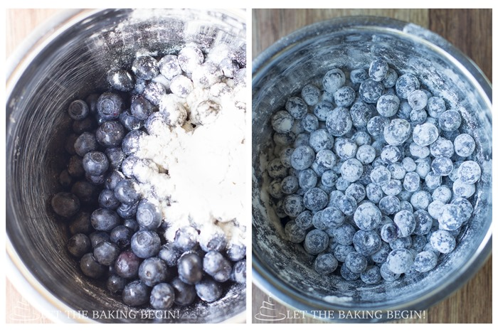 My family absolutely loved the moistness and tenderness of these Blueberry Muffins! You should try them for your self!