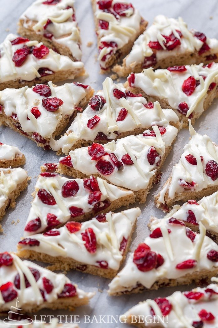 Cranberry Bliss Bars - copy of the original Cranberry Bliss Bar ...