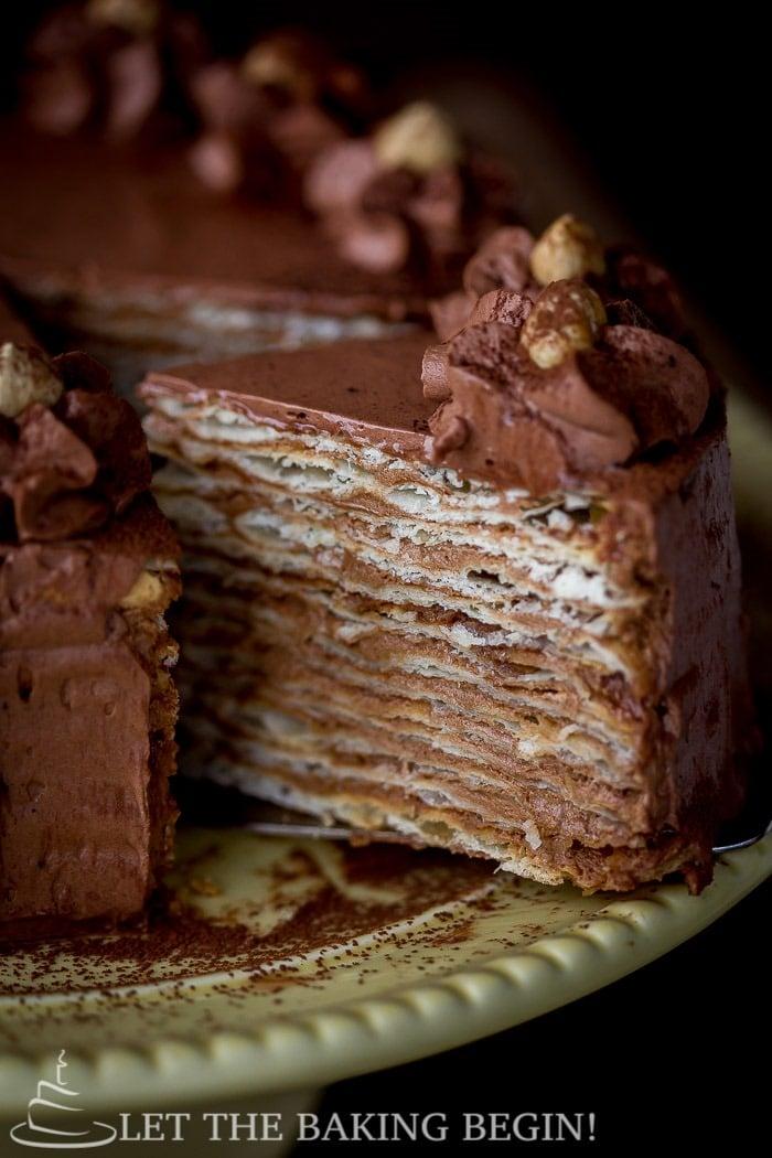 How Make Armenian Cake
