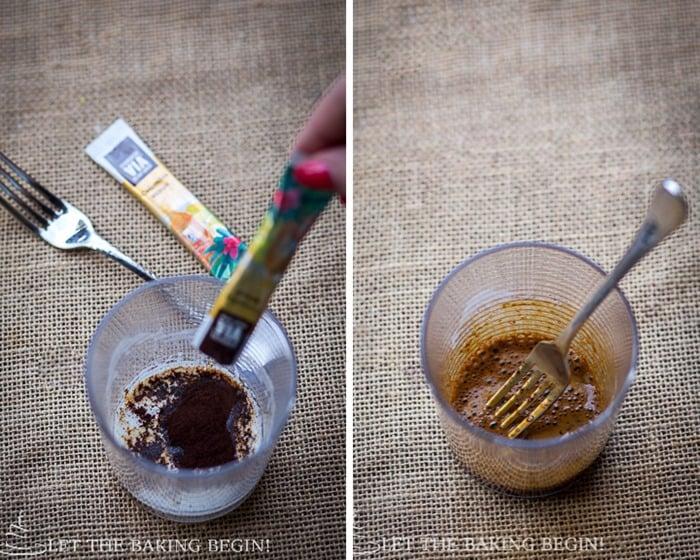 Maple Glazed Coffee Eclair By LetTheBakingBeginBlog.com | @Letthebakingbgn