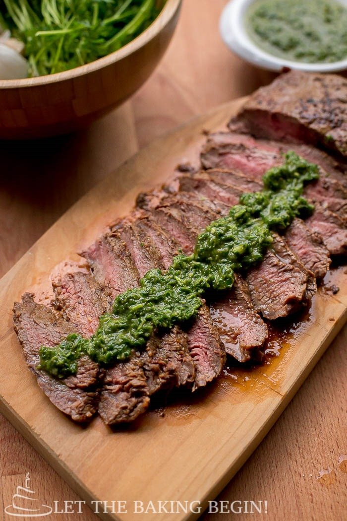 Grill Pan Flat Iron Steak - Delicious, juicy steak with grill- No ...