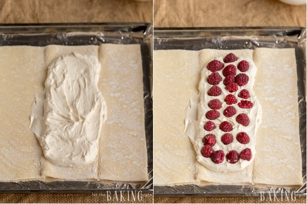 Raspberry Cheesecake Danish | Let the Baking Begin!