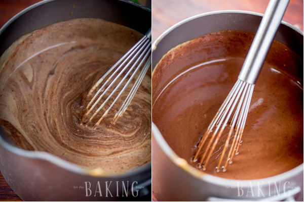 Coffee and Chocolate Pot de Creme Recipe - luscious cream custard infused with coffee flavor| Let the Baking Begin!