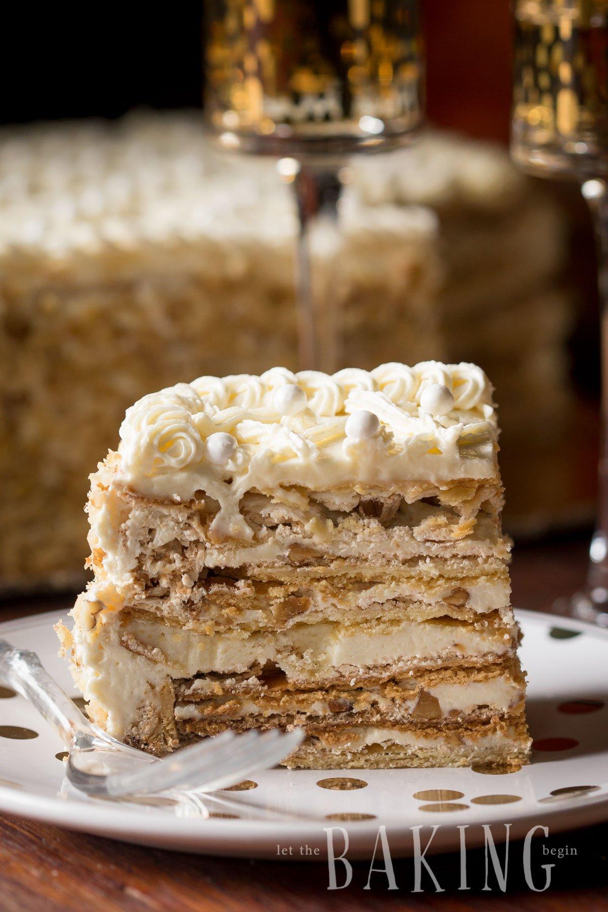 Markiza Cake Marquise Cake Let The Baking Begin