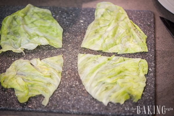 Country Style Beef Stuffed Cabbage recipe   Let the Baking Begin!