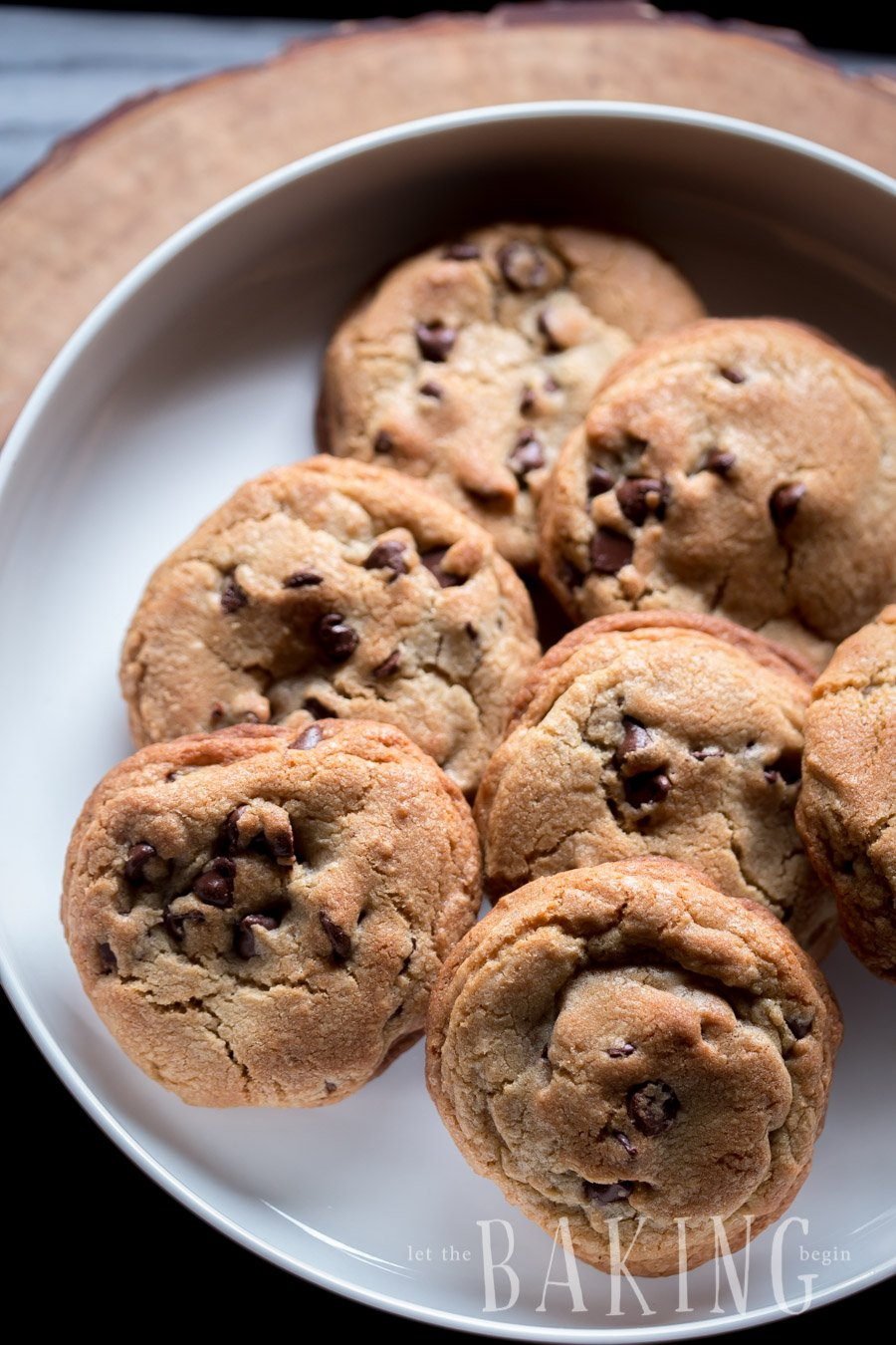 Thick And Chewy Chocolate Chip Cookies America S Test Kitchen