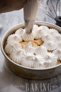 Easy Meringue for Baking | Let the Baking Begin!
