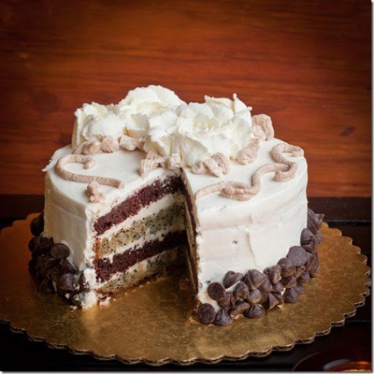 Black Prince Cake