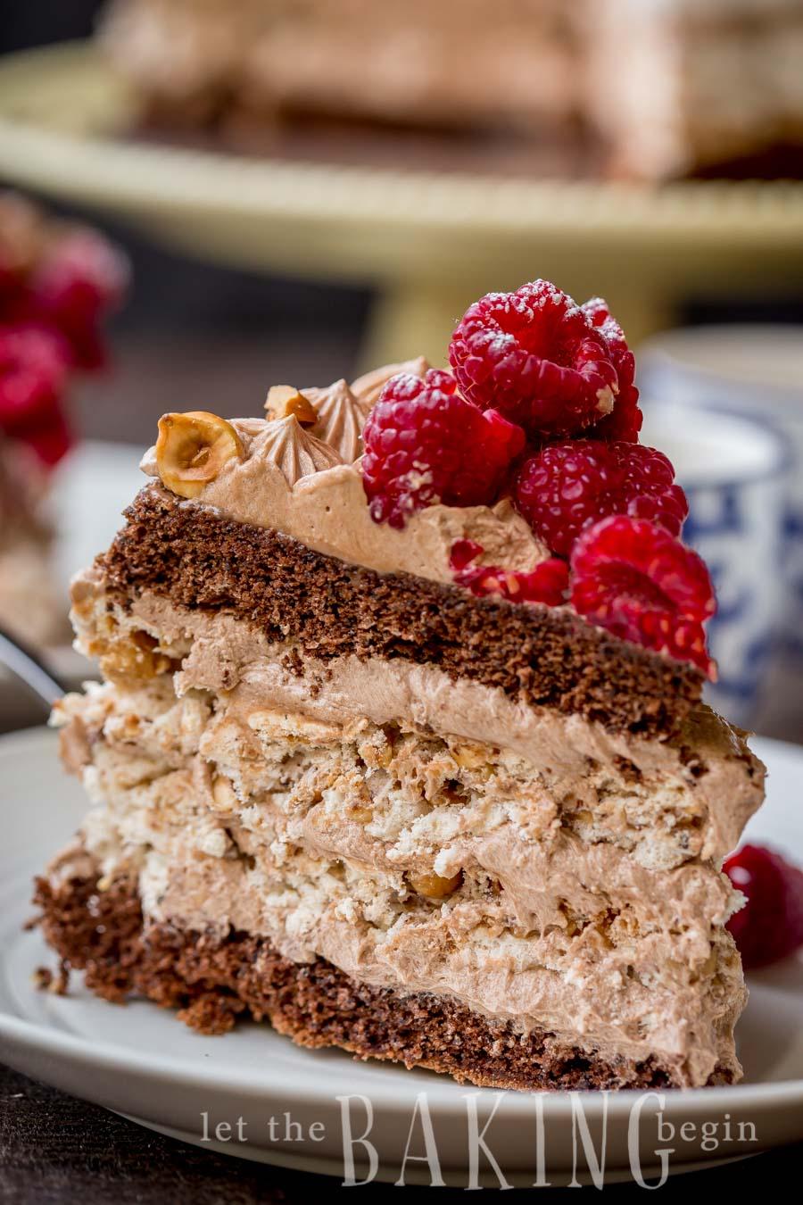 Nutella Coffee Cake Recipe