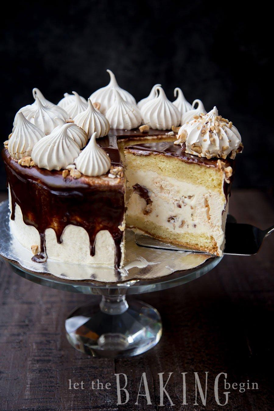 Ukrainian Cake
