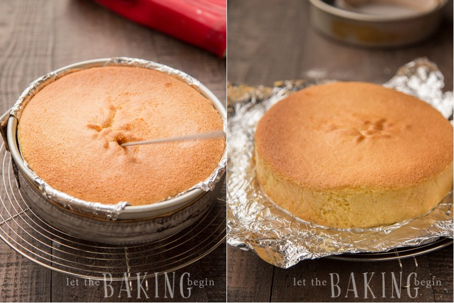 Sponge Cake Recipe Using Granulated Sugar