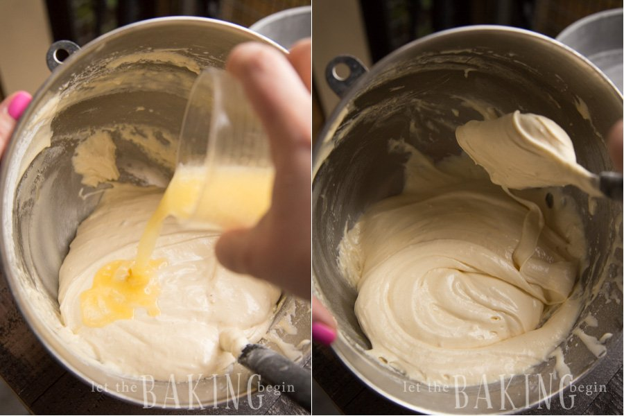 Simple Yellow Sponge Cake - foolproof recipe for a fluffy, delicious yellow cake that can be used for cakes and cupcakes   by Let the Baking Begin!