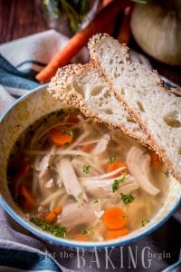 Chicken Soup - Instant Pot