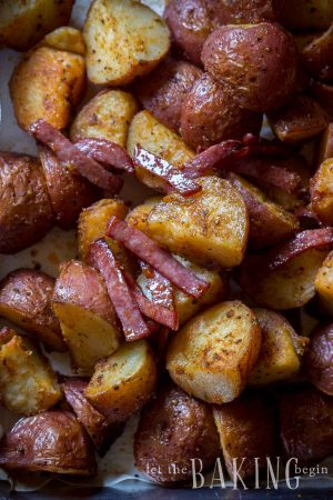 Instant Pot Crispy Breakfast Potatoes