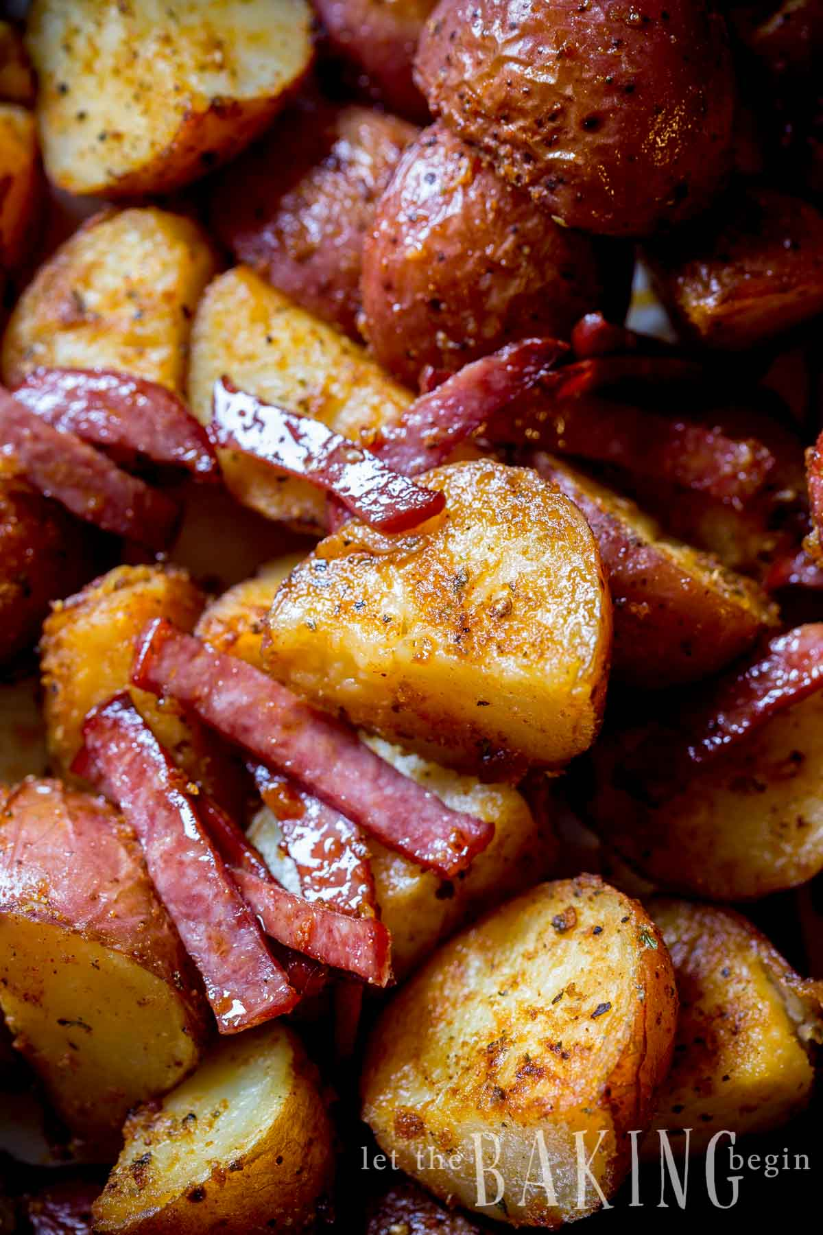 Breakfast Potatoes With Sausage Let The Baking Begin