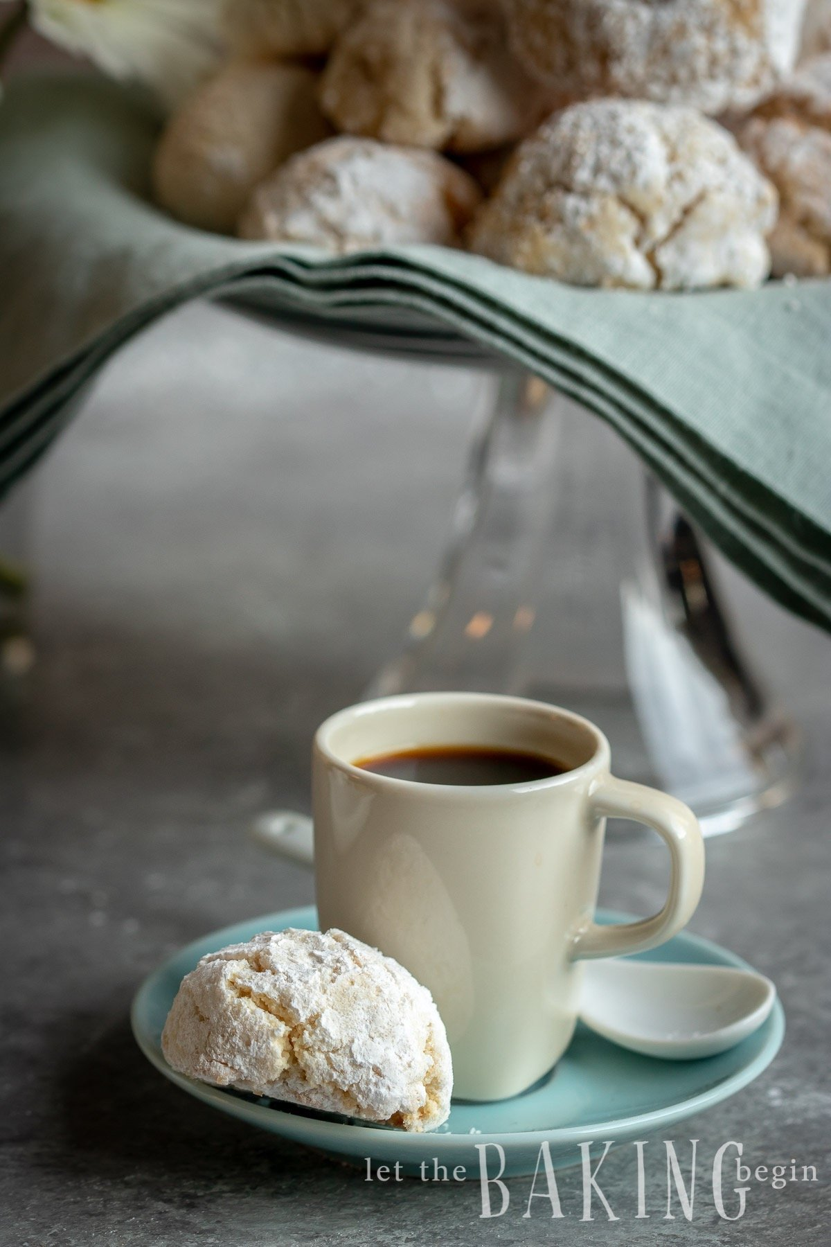 Amaretti Cookies are small gluten and dairy-free confections that are made with egg whites, almond flour and sugar. The cookies can range from crispy like biscotti, to almost chewy texture and have the most amazing almond flavor and aroma.