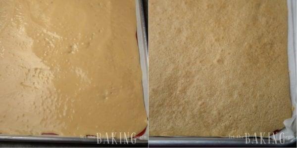 How to bake a dulce de leche cake aka Golden Key Cake