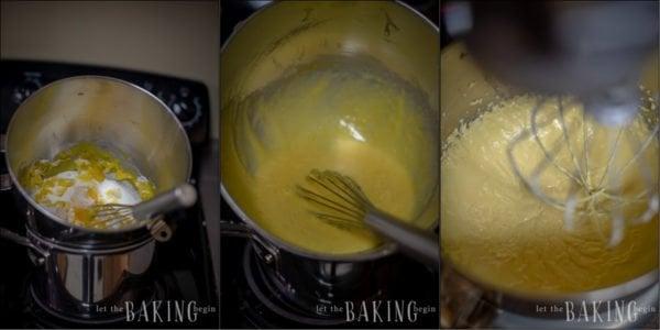 Tiramisu Recipe - no bake dessert with fluffy and creamy Sabayon based Tiramisu cream and coffee soaked ladyfingers.