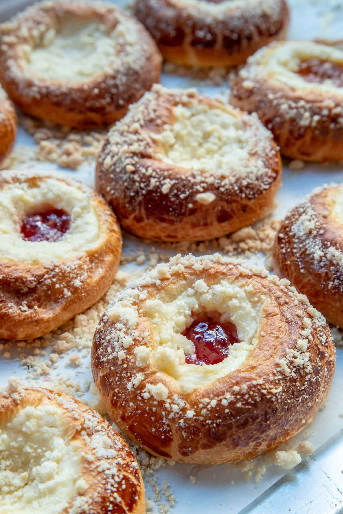 Easy Cheese Danish Let The Baking Begin
